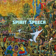 Albumrecensie: Dominic J. Marshall Trio – Spirit Speech